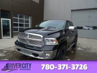 Pre-Owned 2014 Ram 1500 4WD CREWCAB LARAMIE Navigation (GPS), Leather, Heated Seats, Back-up Cam, Bluetooth,