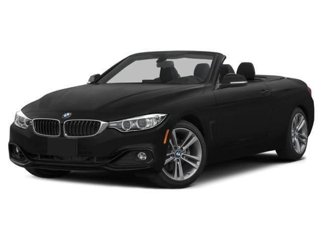 Photo 2015 Certified Used BMW 4 Series Convertible xDrive wSULEV Black Sapphire For Sale Manchester NH  Nashua  StockMPA2437