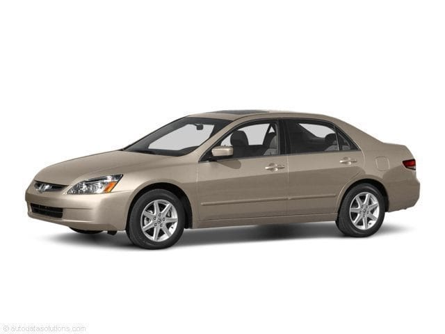 Photo Used 2003 Honda Accord Sedan For Sale Boardman, Ohio