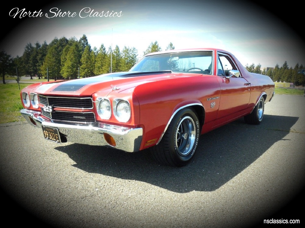 Photo 1970 Chevrolet El Camino SUPER SPORT- 396 BIG BLOCK -