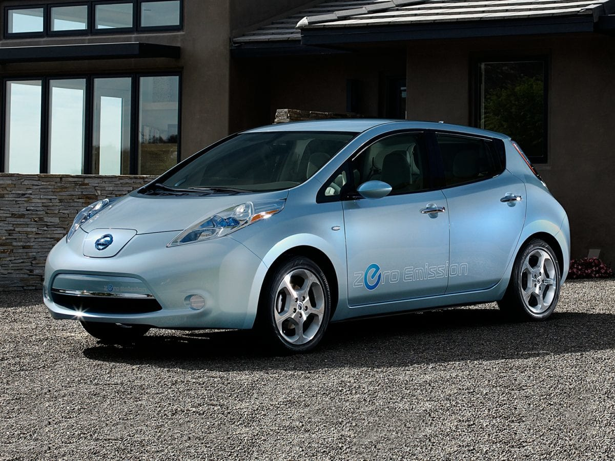 Photo Used 2014 Nissan LEAF S for Sale in Tacoma, near Auburn WA