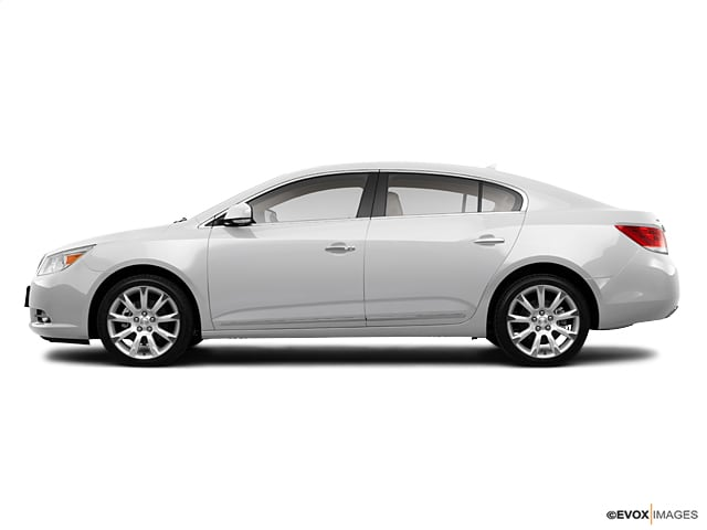 Photo Used 2011 Buick Lacrosse CX Sedan 4-Cylinder SIDI DOHC VVT for sale in OFallon IL