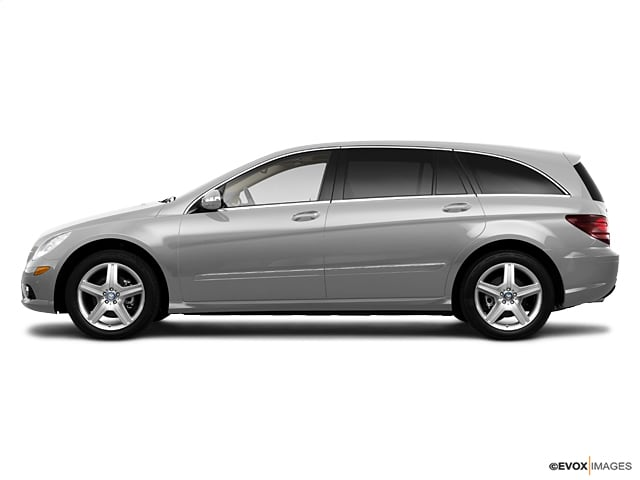 Photo Used 2010 Mercedes-Benz R-Class R350 4MATIC SUV for sale in Carrollton, TX