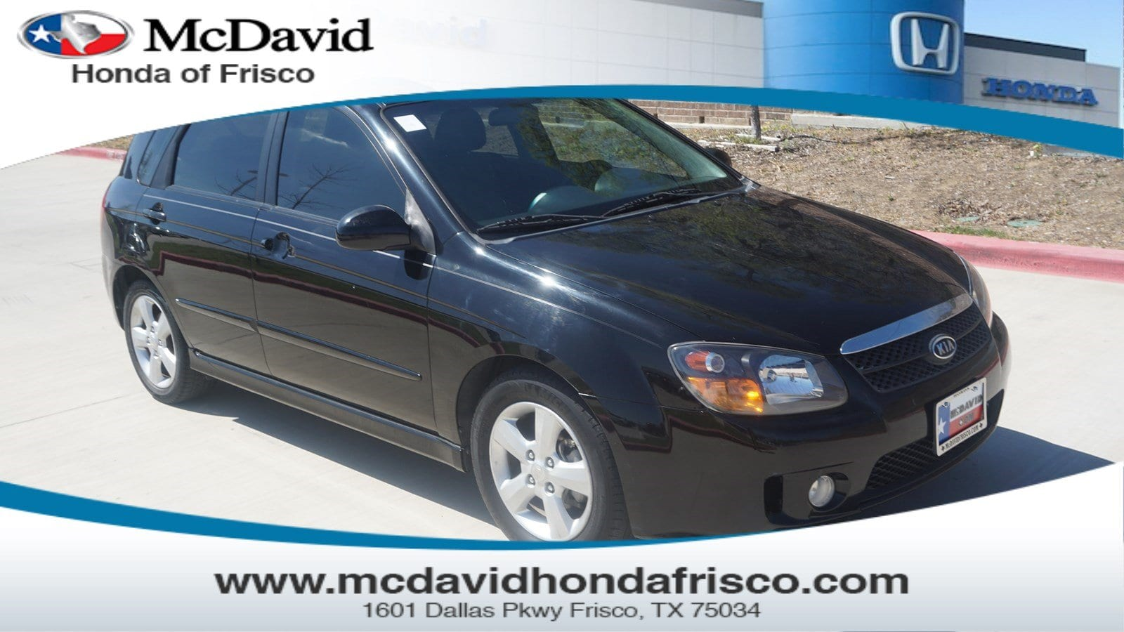 Photo 2008 Kia Spectra5 SX Hatchback