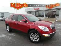 Used 2012 Buick Enclave Leather SUV Near Indianapolis