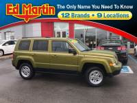 Used 2012 Jeep Patriot Sport 4x4 SUV Near Indianapolis