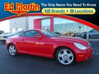 Used 2004 LEXUS SC 430 Base Convertible Near Indianapolis