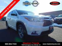 Certified Pre-Owned 2015 Toyota Highlander in Bristol, CT