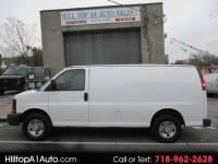2009 Chevrolet Express Vans G 2500 Cargo Van 74K