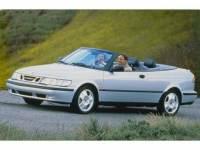 1999 Saab 9-3 Base Convertible I4 Turbocharged