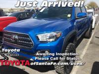Pre-Owned 2017 Toyota Tacoma TRD Off Road With Navigation & 4WD