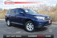 Certified Pre-Owned 2013 Toyota Highlander Base AWD
