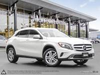 Certified Used 2015 Mercedes-Benz GLA250 4MATIC SUV