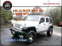 2011 Jeep Wrangler 4WD Unlimited Sport