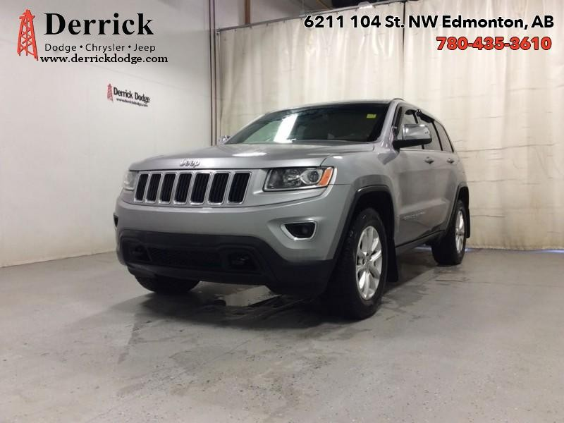Photo 2015 Jeep Grand Cherokee Used 4WD Laredo MOPAR Chrome Group Nav 136.69 BW