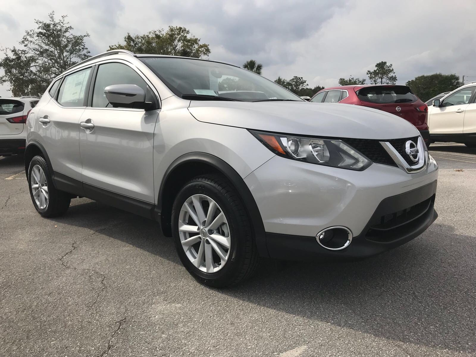Photo Certified Pre-Owned 2017 Nissan Rogue Sport SV SUV For Sale Leesburg, FL