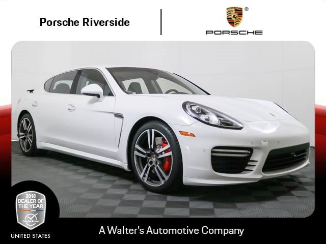 Photo Certified Pre-Owned 2014 Porsche Panamera Turbo Executive