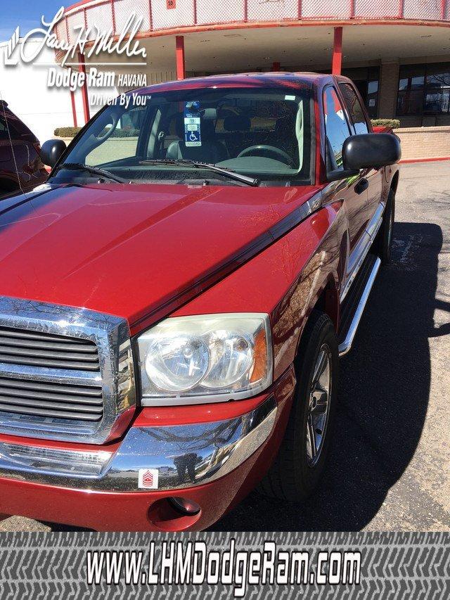 Photo 2007 Dodge Dakota Laramie Truck Quad Cab