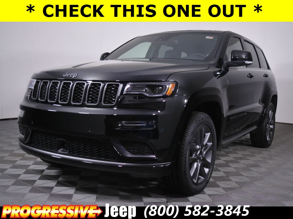 Photo NEW 2018 JEEP GRAND CHEROKEE HIGH ALTITUDE WITH NAVIGATION  4WD