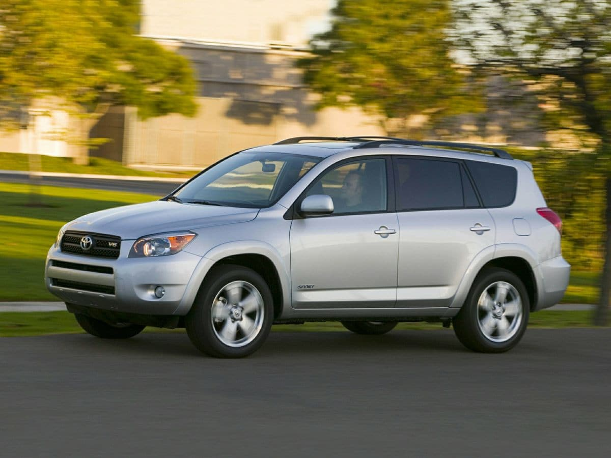 Photo Pre-Owned 2010 Toyota RAV4 Base SUV For Sale  Raleigh NC