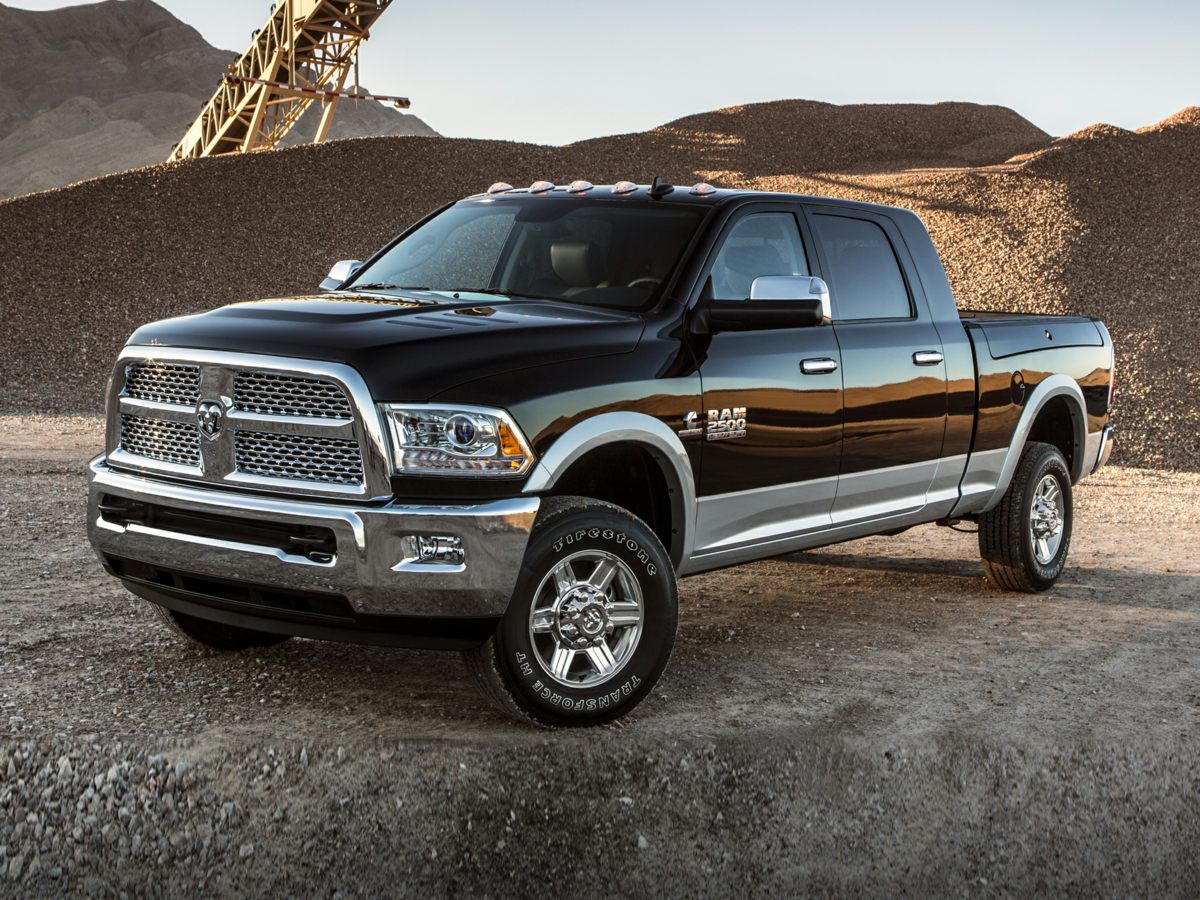 Photo Pre-Owned 2013 Ram 2500 Laramie Truck Crew Cab For Sale  Raleigh NC