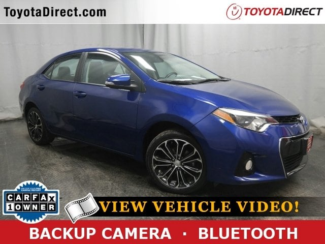 Photo 2016 Toyota Corolla S Plus Sedan Front-wheel Drive
