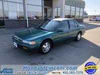 Pre-Owned 1993 Honda Accord Anniversary L FWD 4D Sedan