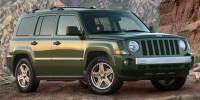 Pre-Owned 2007 Jeep Patriot Sport FWD Sport Utility