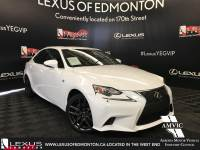 Pre-Owned 2014 Lexus IS 250 Executive F Sport Package All Wheel Drive 4 Door Car