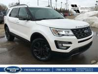Used 2017 Ford Explorer XLT Heated Seats, Navigation, Sunroof Four Wheel Drive 4 Door Sport Utility