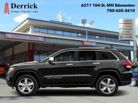 2015 Jeep Grand Cherokee Used 4WD Overland Diesel Nav Air Suspension $273.44 B/W