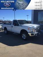 Pre-Owned 2012 Ford F-250 XLT 4WD