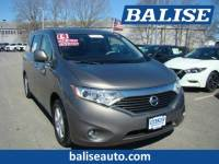 Certified Used 2014 Nissan Quest SV for sale in Hyannis, MA
