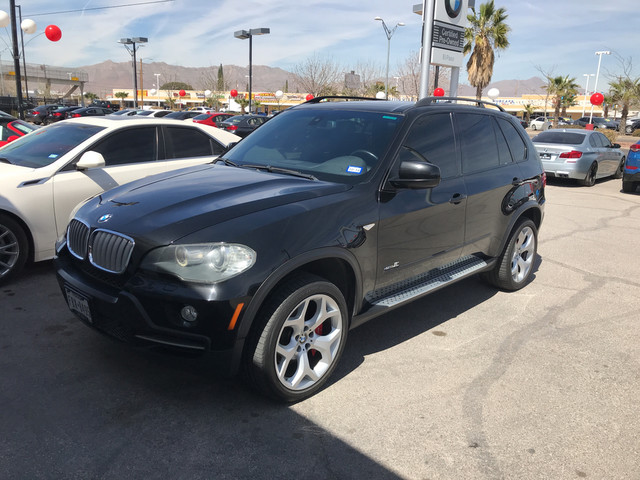 Photo Pre-Owned 2007 BMW X5 4.8i