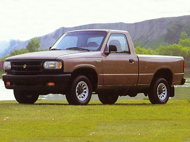 Photo 1994 Mazda B-Series 2WD Truck Cab Plus 2.3L Base 5-Spd for sale in Corvallis OR
