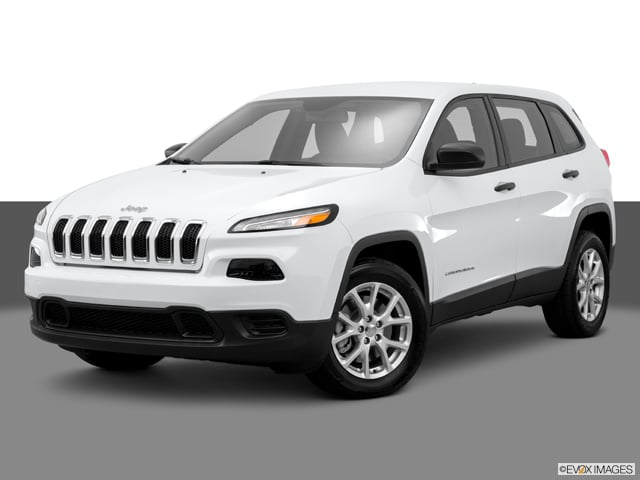 Photo Used 2015 Jeep Cherokee SPORT SUV for sale in Barstow CA