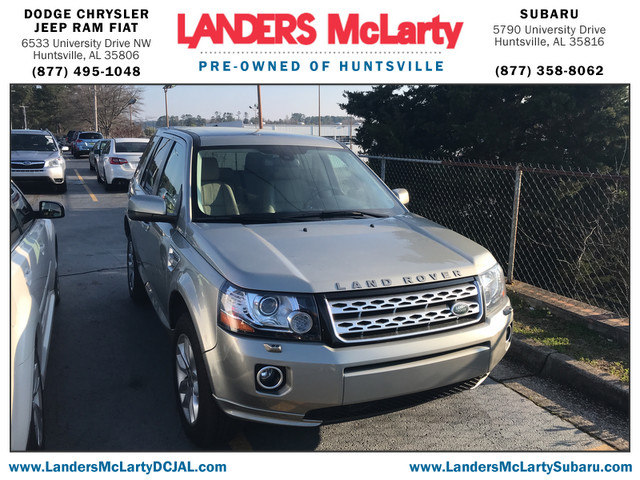 Photo 2013 Land Rover LR2 HSE