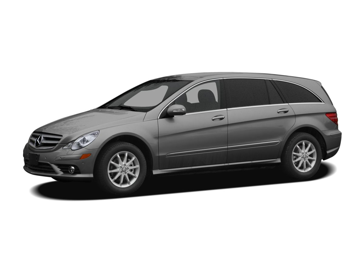 Photo Pre-Owned 2008 Mercedes-Benz R-Class R 320 CDI SUV For Sale  Raleigh NC