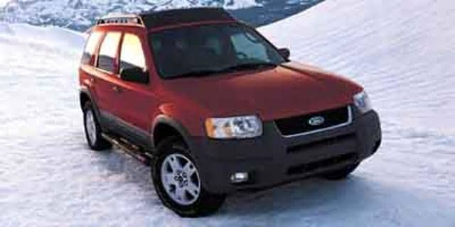 Photo 2004 Ford Escape 4dr 103 WB XLT 4WD in Salem, OR