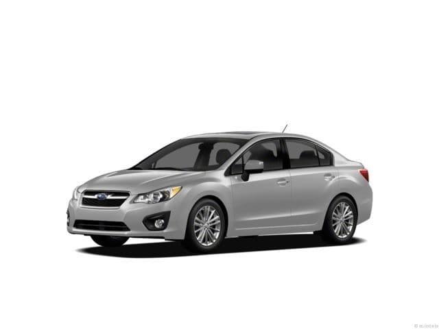 Photo Used 2012 Subaru Impreza Sedan 2.0i Auto 2.0i in Utica, NY