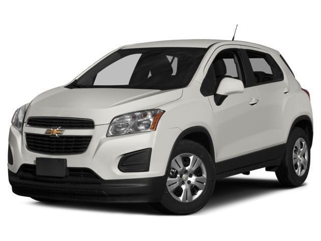 Photo Used 2015 Chevrolet Trax LS SUV ECOTEC I4 SMPI DOHC Turbocharged VVT for sale in OFallon IL