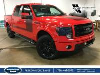 Used 2013 Ford F-150 FX4 Navigation, Backup Camera, Sunroof Four Wheel Drive 4 Door Pickup