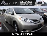 Certified Pre-Owned 2015 Toyota Sienna LE w/Bluetooth, Backup Camera & Alloy Wheels Minivan/Van in Plover, WI