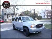 2000 GMC Yukon AWD Denali