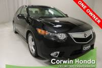 2012 Acura TSX 5-Speed Automatic with Technology Package Sedan