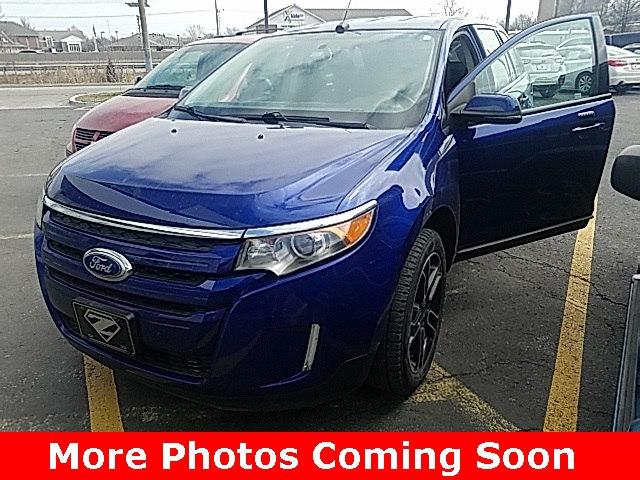 Photo Used 2013 Ford Edge SEL For Sale in Olathe, KS near Kansas City, MO
