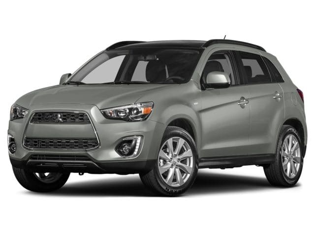Photo Used 2015 Mitsubishi Outlander Sport 2WD 4dr CVT ES For Sale Streamwood, IL