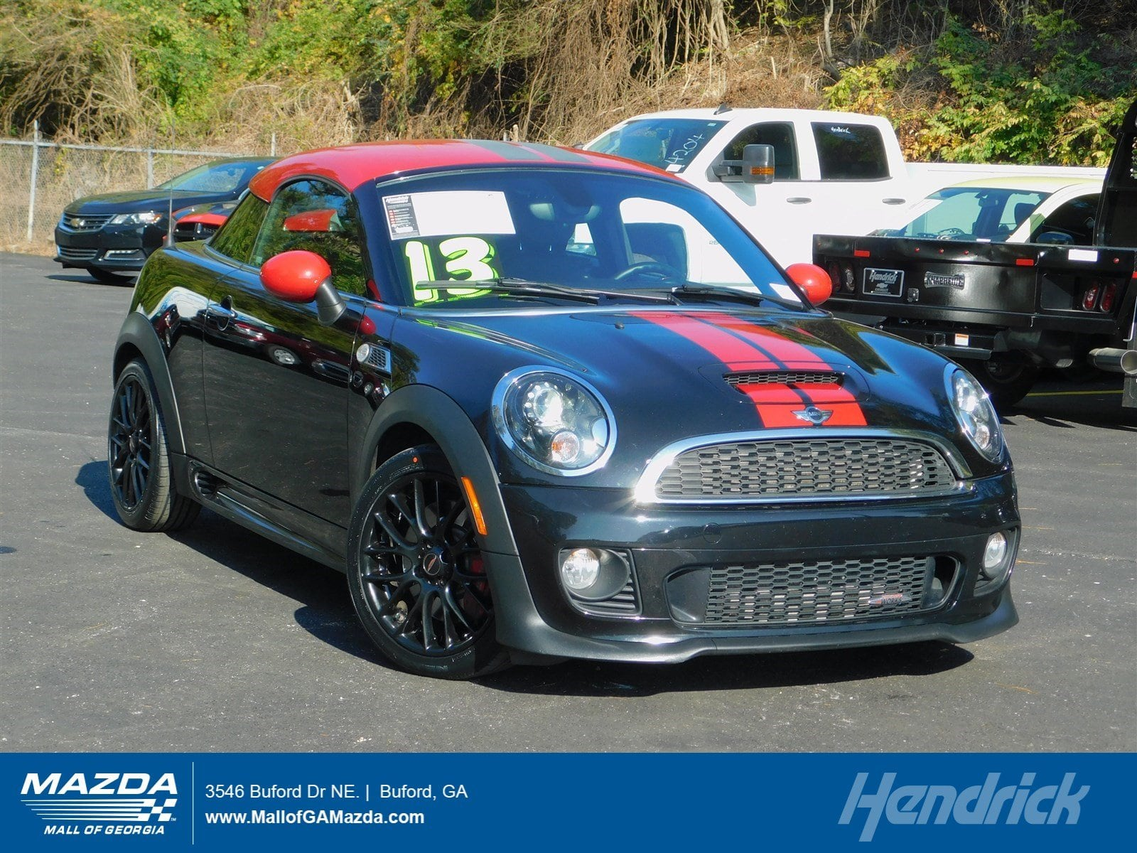 Photo 2013 MINI Cooper Coupe John Cooper Works ALL4 Coupe Hatchback in Franklin, TN