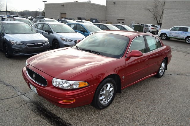 Photo 2004 Buick Lesabre Limited in Akron, OH 44312