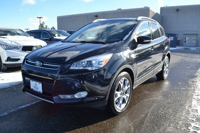 Photo 2015 Ford Escape Titanium in Akron, OH 44312